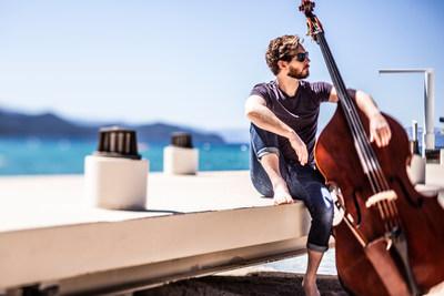 Timothy Dilenschneider, principal bass (PRNewsfoto/Classical Tahoe)