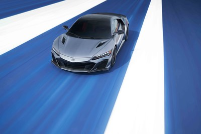 2022 Acura NSX Type S (CNW Group/Acura)