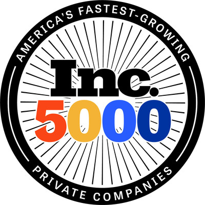 C3 Integrated Solutions Named No. 1225 in Inc. 5000 List for 2021 (PRNewsfoto/C3 Integrated Solutions)