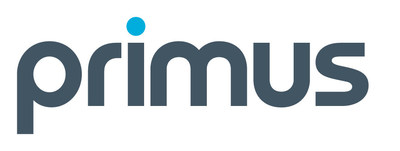 Primus logo (CNW Group/Distributel Communications Limited)