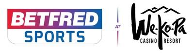 Betfred Sports at WeKoPa Casino Resort
