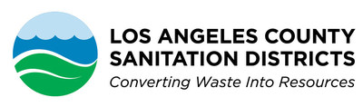 Sanitation Districts of Los Angeles County Logo (PRNewsfoto/Sanitation Districts of Los Ang)