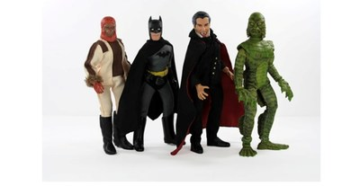 Mego Figures is teaming up with The Topps Company