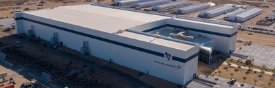 Lockheed Martin's Advanced Manufacturing Facility at the Skunk Works® in Palmdale, California, merges the power of human and machine - manufacturing artisans will work with digital tools to execute operations with maximum efficiency. Manufacturing and office space will accommodate 450 employees.