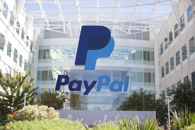 PayPal Logo (PRNewsfoto/PayPal)