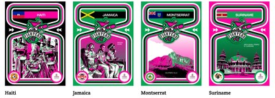 In preparation for hurricane season, Disaster Fighters and SuperWorld are issuing a series of collectible NFT cards representing every Caribbean nation, and available for purchase on the SuperWorld NFT Salon, a marketplace for art, collectibles and digital assets.