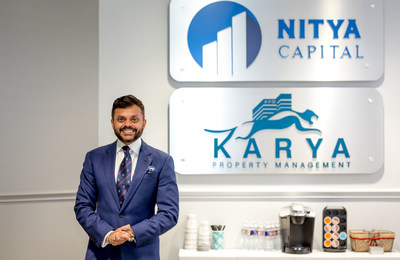 Swapnil Agarwal, CEO of Nitya Capital, Announces Implementation of Free Rent For Afghanistan Refugees