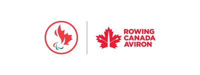 Logo: Canadian Paralympic Committee / Rowing Canada (CNW Group/Canadian Paralympic Committee (Sponsorships))
