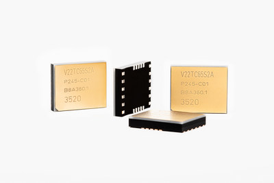 VisIC Top cooled V22TC65S1A GaN devices