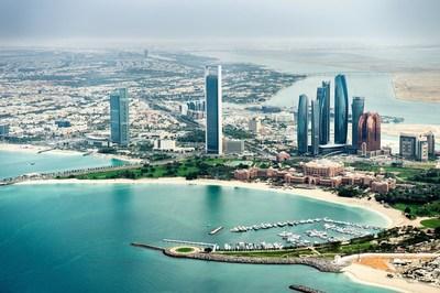 Abu Dhabi Skyline (PRNewsfoto/Department of Culture and Tourism – Abu Dhabi)
