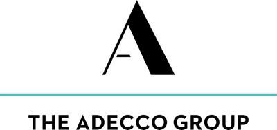 The Adecco Group Logo (PRNewsfoto/The Adecco Group)