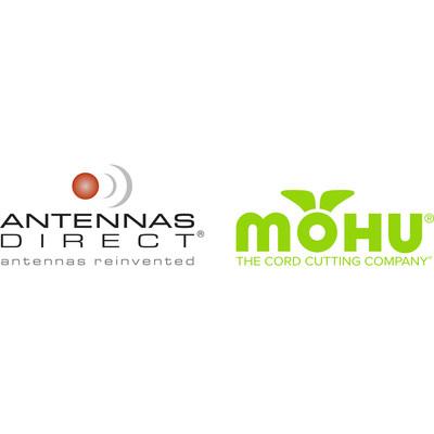 Antennas Direct and Mohu logos