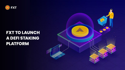 FXT to Launch a DeFi Staking Platform