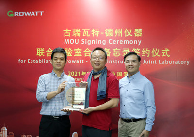 Growatt sets up a joint laboratory with Texas Instruments for sustainable energy applications