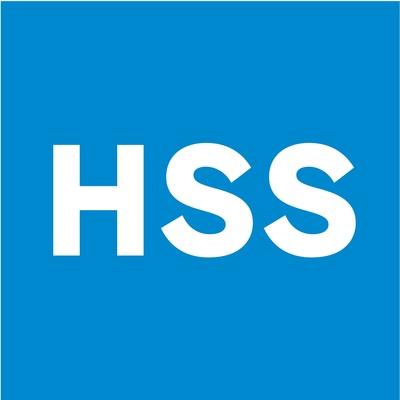 HSS Logo (PRNewsfoto/Hospital for Special Surgery)