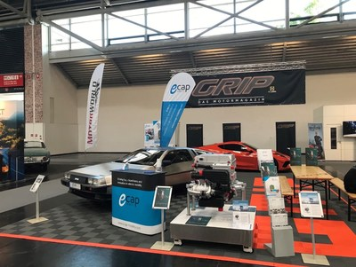 REFIRE debuted its PRISMA XII+ fuel cell system at IAA Mobility 2021