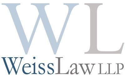 WeissLaw LLP (PRNewsfoto/WeissLaw LLP)