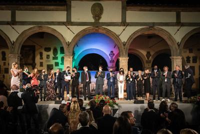 25th International Fair Play Menarini Award edition (PRNewsfoto/Menarini I.F.R.)