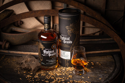 WHISKY CASK EXPERTS SPIRITFILLED LAUNCH THEIR MYTHICAL BEAST SERIES OF INDEPENDENT SINGLE CASK WHISKIES