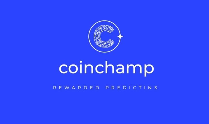 (PRNewsfoto/CoinChamp, Inc.)