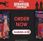Bandai America brings Target to the Upside Down with Exclusive Stranger Things Figurines