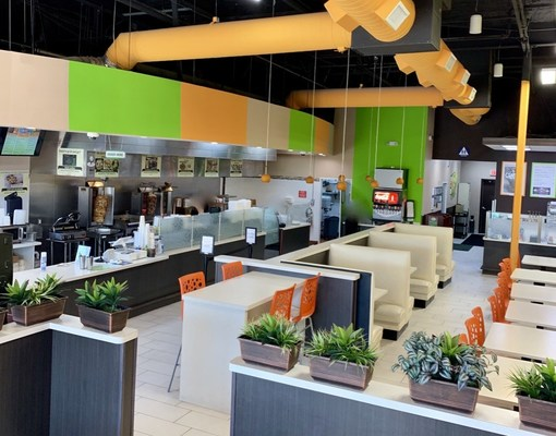 Shawarma Press, the leader in fast casual Mediterranean cuisine, beckons customers with a cheerful, inviting atmosphere. Based in Irving, Texas, the company announced 10 additional franchise restaurants will be opening in 2021-2022 throughout Texas, Oklahoma, and Florida, including several that will be operating in select Walmart stores.