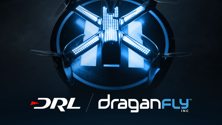 The Drone Racing League (DRL), the world's premier, professional drone racing property, and Draganfly Inc. (NASDAQ: DPRO; CSE: DPRO; FSE: 3U8), an award-winning, industry-leading drone solutions and systems developer, announced a multi-year partnership.